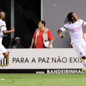 Santos dá show e massacra Corinthians em primeiro clássico doPaulista
