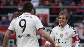 Bayern e o melhor ano para dominar aEuropa