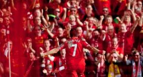 O Liverpool caminha sozinho notopo
