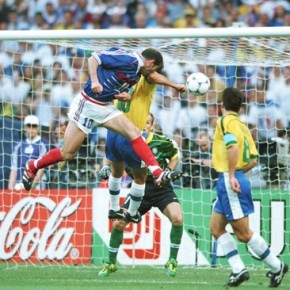 Fala, Foto! – Zidane e o primeiro título mundial daFrança