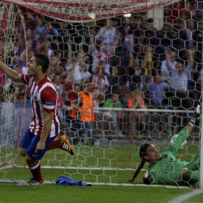 O massacre do Atlético de Madrid elétrico
