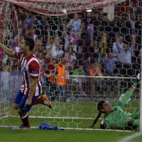 O massacre do Atlético de Madridelétrico