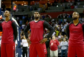 "Miami Heat ""varre"" o preconceito e o Bobcats nos playoffs da NBA"
