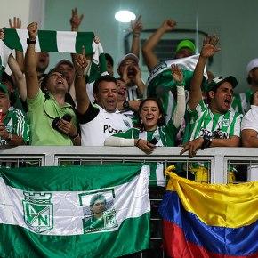 Uma Libertadores diferente