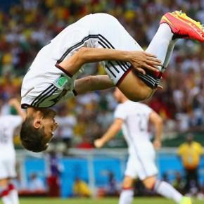 Klose não é melhor do que Ronaldo. E esse é o seu maiormérito
