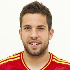 Jogadores da seleção da Espanha