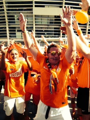 Correspondente FnR: Um dia histórico para as Copas e paramim