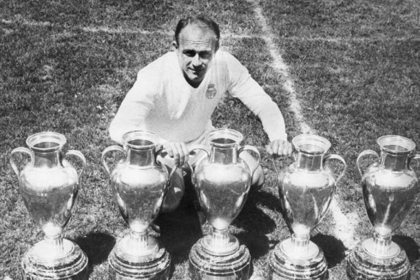 Foto: Arquivo Real Madrid