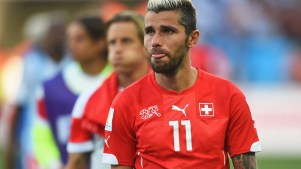 Valon Behrami. Foto: Getty Images