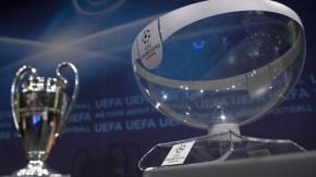 Sorteio de grupos da Liga dos Campeões reserva grandesconfrontos