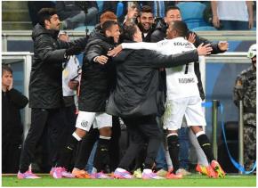Santos dá um passo importantíssimo rumo às quartas da Copa doBrasil