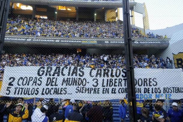 Foto: Carlos Greco/La Nación