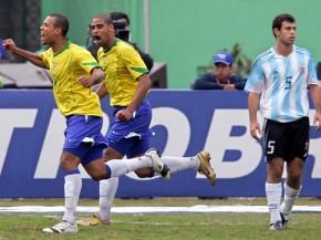 No sofrimento, Brasil bate Argentina nos pênaltis e conquista a Copa América de2004