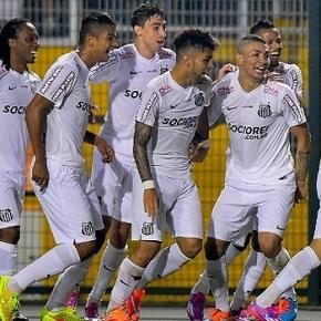 Com requintes de crueldade, Santos goleia Botafogo e avança na Copa doBrasil