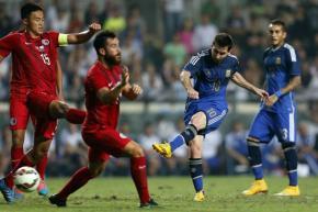 Messi perto de mais umrecorde