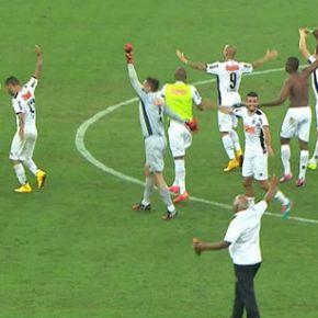 Galo chama Corinthians pra dançar e Timão cai dequatro