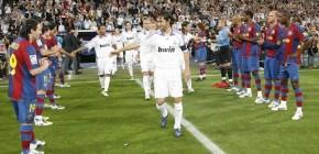 Há seis anos, Real Madrid goleava o Barça dentro decasa