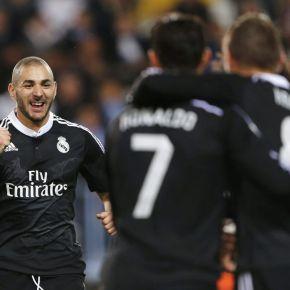 Após títulos, Real Madrid corre atrás dahistória