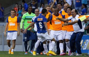 Campeonato chegando ao fim e o Cruzeiro seguesobrando