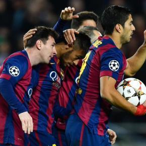 Três craques nas redes e Barcelona emprimeiro