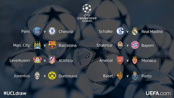 Reprodução Twitter UEFA Champions League