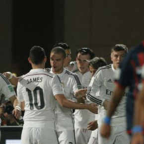 Real Madrid, pela quarta vez campeão domundo