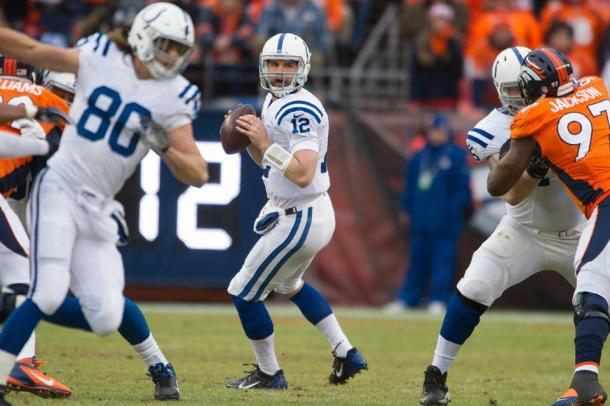Foto: Indianapolis Colts