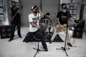 Não Há Mais Volta – nova banda de punk rock/hardcore chega semfrescura