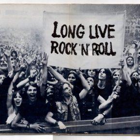 O rock envelheceu. E precisa sereinventar