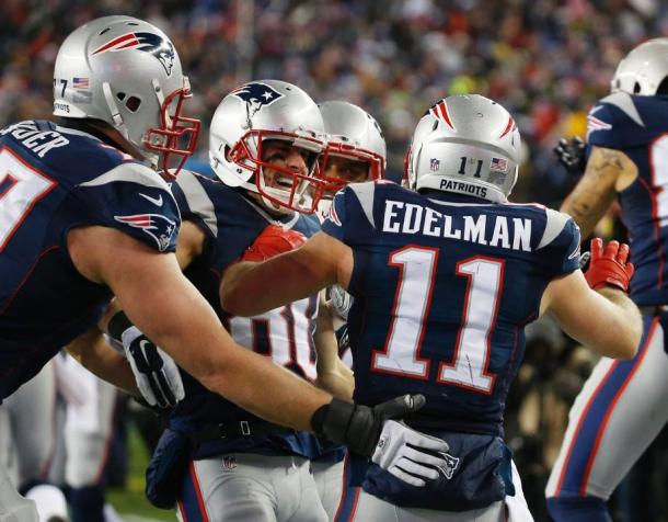 Foto: New England Patriots