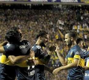 Boca Juniors goleia e mostra força naLibertadores