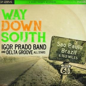 Igor Prado Band comemora 15 anos e lança álbum da mais pura raizbluseira