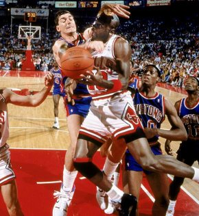 "Detroit ""Bad Boys"" Pistons: o time que parou Jordan por 3 temporadas"