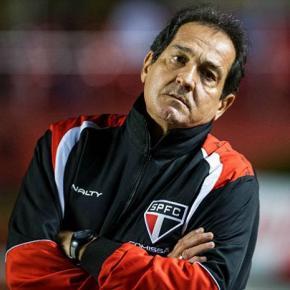 Muricy Ramalho sofre por não conseguir incendiar o SãoPaulo