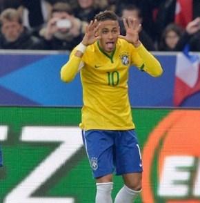 Seleção Brasileira, de virada, espanta o fantasma no Stade deFrance
