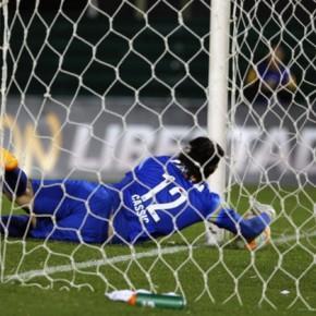 Frango paraguaio coloca pressão no Corinthians naLibertadores