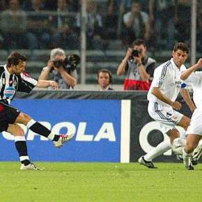 Juve tenta repetir 2003 contra favoritismo do Real
