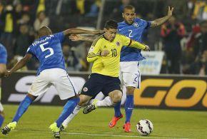 Brasil perde e se complica na CopaAmérica