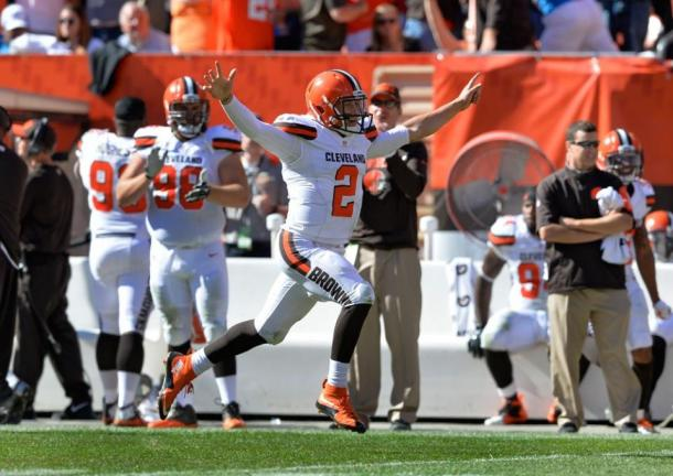 Foto: Cleveland Browns