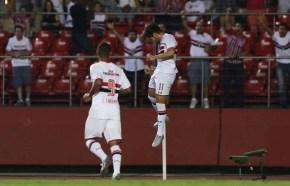 O ataque deu o favoritismo na Copa doBrasil