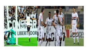 Corinthians recupera a liderança, Galo passeia e São Paulo se complica naLiberta