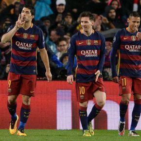 Golaços colocam Barça e Bayern nas quartas daChampions