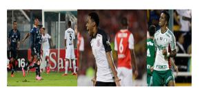 Corinthians e Galo encaminham classificação e Palmeiras ainda faz contas naLibertadores
