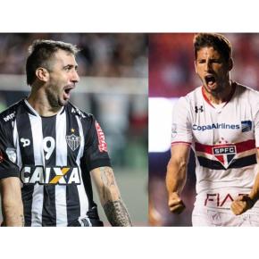 Tricolor e Galo vão definir o único brasileiro na briga pelaLibertadores
